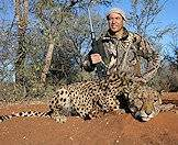 Cheetah are also available, but trophies may pose import issues.