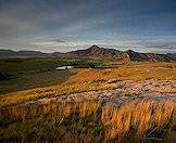 The majestic Drakensberg mountains.