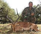 Impalas are available for hunting in almost all hunting concessions.