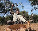Bowhunting impala can be incredibly exciting.