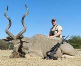 Hunt the majestic kudu with ASH Adventures.