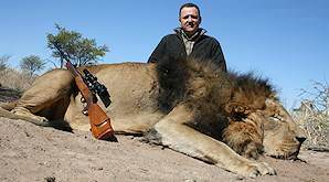Hunt the king of beasts with African Sky.